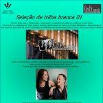 Sugestões p/ Sincronização 13 - trilha branca (library) Grobe Music