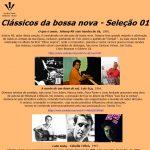 Sugestões p/Sincronização 16 - Bossa nova