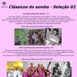 Sugestões p/Sincronização 22 - Samba