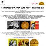 Sugestões p/Sincronização 23 - Catálogo Sun - Rock and roll