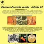 Sugestões p/Sincronização 24 - Samba-canção