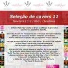 Sugestões p/Sincronização 53 - Covers: New hits 2017/ R&B / Christmas