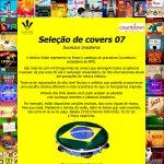Sugestões p/Sincronização 29 - Covers: sucessos brasileiros