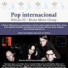 Sugestões p/Sincronização 50 - Pop internacional / Bucks Music Group