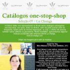 Sugestões p/Sincronização 57 - Catálogos one-stop-shop / La Chunga