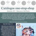 Sugestões p/Sincronização 60 - Catálogos one-stop-shop / Manners McDade