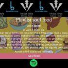 Sugestões p/Sincronização 68 – Playlist soul food / Bucks Music Group