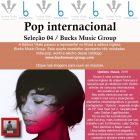 Sugestões p/Sincronização 64 – Pop internacional / Bucks Music Group